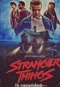 """Cubierta del libro """"Stranger Things  #1 temporada"""""""