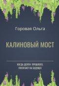 """Обложка книги """"Калиновый мост"""""""