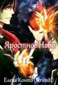 "Book cover ""Яростное Небо"""