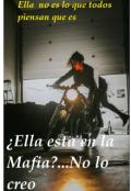 """Cubierta del libro """"Ella está en la mafia...no lo creo"""""""