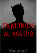 """Cubierta del libro """"Demonios al acecho©"""""""