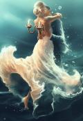 """Обложка книги """"Стихии Опасной Воды"""""""