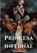 """Cubierta del libro """"Princesa Infernal """""""