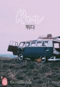 """Cubierta del libro """"Run ~ 뛰다"""""""