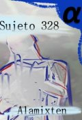 "Cubierta del libro ""Sujeto 328"""