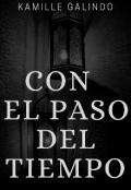 """Cubierta del libro """"Con El Paso Del Tiempo"""""""