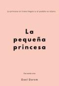 """Cubierta del libro """"La pequeña princesa."""""""
