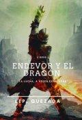 """Cubierta del libro """"Endevor y El Dragón"""""""