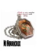 "Cubierta del libro ""Mi Horrocrux """