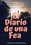 """Cubierta del libro """"El Diario de una Fea"""""""