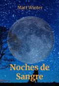 """Cubierta del libro """"Noches de Sangre"""""""