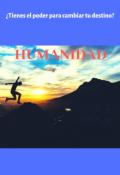 """Cubierta del libro """"Humanidad"""""""