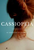 """Cubierta del libro """"Cassiopeia"""""""