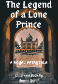 "Book cover ""The Legend of a Lone Prince"""