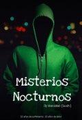 """Cubierta del libro """"Misterios Nocturnos"""""""