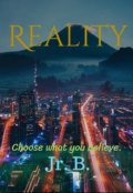 "Book cover ""Reality"""