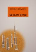 """Обложка книги """"Бродяга Ветер"""""""