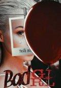 """Cubierta del libro """"Bad Girl ↻ Richie Tozier"""""""