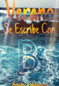 """Cubierta del libro """"Verano Se Escribe Con B"""""""