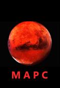 """Обложка книги """"Марс"""""""