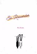 """Cubierta del libro """"Sin Recuerdos"""""""