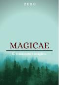 """Cubierta del libro """"Magicae: El continente mágico."""""""