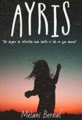 """Cubierta del libro """"Ayris"""""""