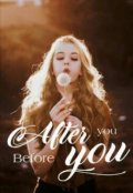 "Cubierta del libro ""After you, before you"""