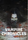 "Book cover ""Vampire Chronicles"""