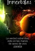 """Cubierta del libro """"Inmortales """""""