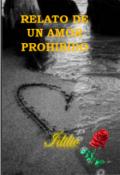 """Cubierta del libro """"Relato de un Amor prohibido"""""""