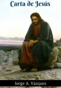 """Cubierta del libro """"Carta de Jesús"""""""