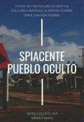 """Cubierta del libro """"Spiacente: Pueblo Oculto"""""""