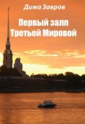 """Обложка книги """"Первый залп Третьей Мировой"""""""