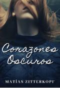"""Cubierta del libro """"Corazones oscuros (magia 1)"""""""
