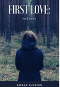 "Cubierta del libro ""First love: Sadness"""