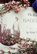 """Обложка книги """"Виктор Серов """"The Real Isadora"""""""""""