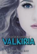 """Cubierta del libro """"Valkiria"""""""