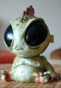 """Обложка книги """"Маленький инопланетянин"""""""