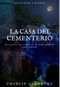 """Cubierta del libro """"Cuentos para Dormir: La casa del cementerio"""""""