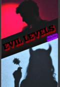 """Cubierta del libro """"Evil   Levels"""""""