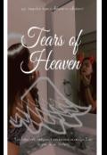"Cubierta del libro ""Tears Of Heaven """