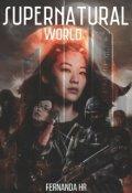 "Cubierta del libro ""Supernatural World """