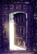 """Обложка книги """"Таинственная дверь"""""""