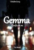 """Cubierta del libro """"Gemma"""""""