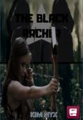 "Book cover ""The Black Archer"""