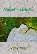 """Book cover """"Angel's Advice"""""""