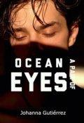 """Cubierta del libro """"Ocean Eyes"""""""