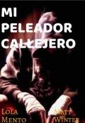"""Cubierta del libro """"Mi peleador callejero"""""""