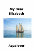 "Book cover ""My Dear Elizabeth"""